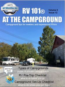 RV 101 Campground cover