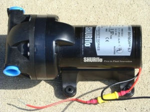 RV water pump