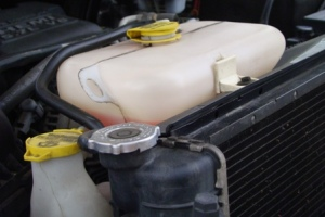 radiator and antifreeze